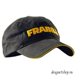 Бейсболка FRABILL BASEBALL HAT WITH WORDMARK, черная (#7602)