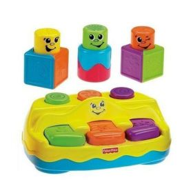 Музыкальное пианино с кубиками, FISHER-PRICE