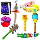 - музыкальные игрушки
