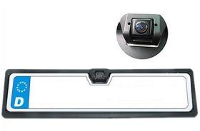 Камера заднего вида с рамкой номерного знака