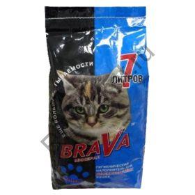 Brava Брава для длинношерстных кошек синий