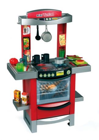 SMOBY Кухня Tefal Cook Tronic 56*27*86 см., 1/3