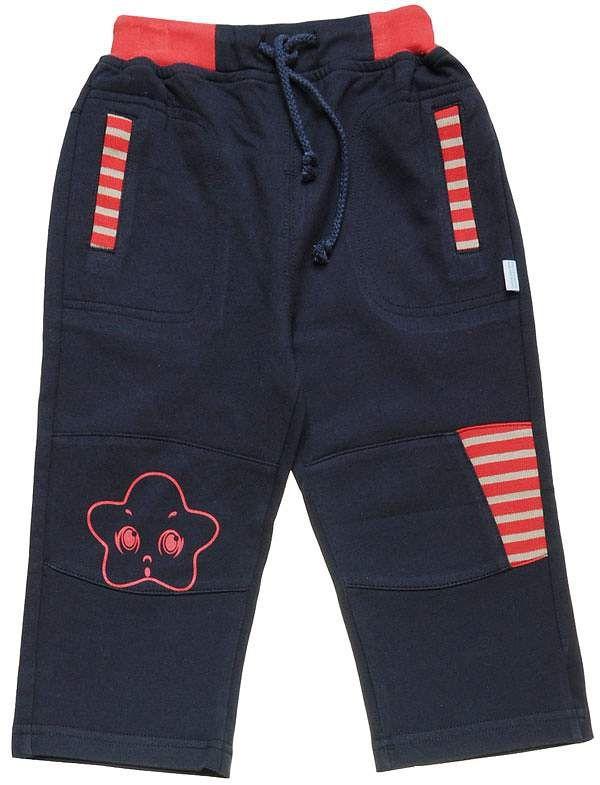 Черные штаны для мальчика