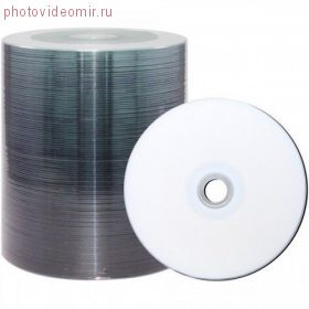 Диски (болванки) Ritek DVD+R 4,7Gb 16x Printable bulk 100