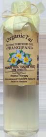 Натуральный гель для душа «ФРАНЖИПАНИ» Organic Tai (Органик Тай)