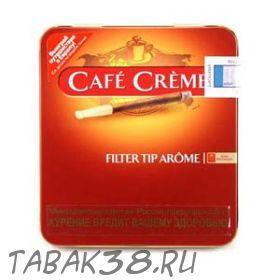 Сигариллы Cafe Creme Filter Tip Arome 10шт