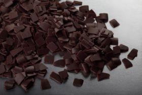 Глазурь КРОШКА шоколадная темная 100г