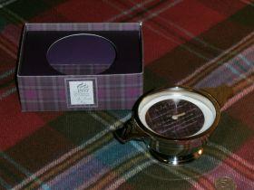 """Шотландская ароматическая свеча в чаше из нейзильбера «Ae Fond Kiss Нежный поцелуй"""""""