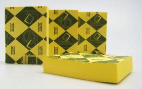 Стикер 38х51мм, желтые. (арт. PO-025)