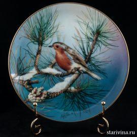 Малиновка, Hamilton Collection, Англия