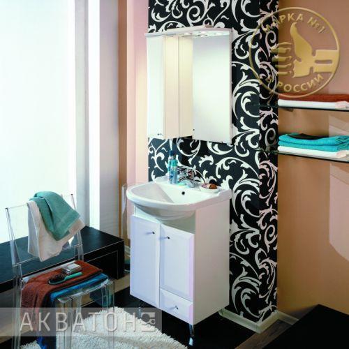Мебель для ванной комнаты Акватон Джимми 57