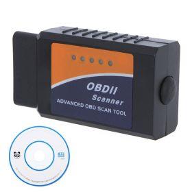 Диагностический прибор ELM327, OBD-II, Bluetooth