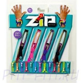 """Zip Bandz. Игровой аксессуар """"Молния-браслет - 4 шт"""""""
