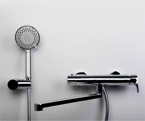 Berkel 4802L Смеситель для ванны с длинным изливом