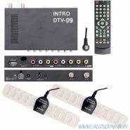 Intro DTV-09 (TV- цифровой тюнер)