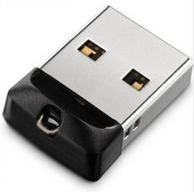 Супер-мини флешка влагозащитная (8, 16 или 32GB)