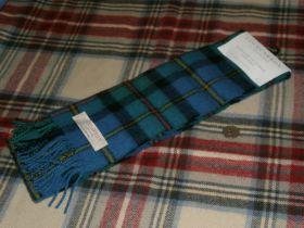 шарф 100% шерсть , расцветка клан Маклауд (древний вариант)