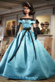 Коллекционная кукла Барби Бальное платье - Ball Gown Barbie Doll