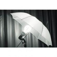 Белый Фото Зонтик для рассеянного света