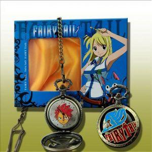"Карманные аниме часы ""Fairy Tail"""