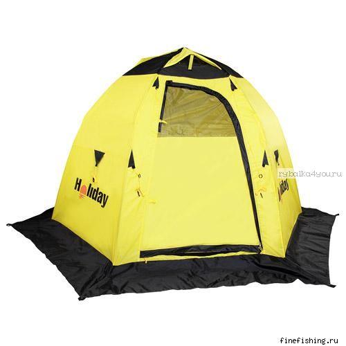 Купить Палатка зимняя Holiday EASY ICE 6 угл. (H-10531)