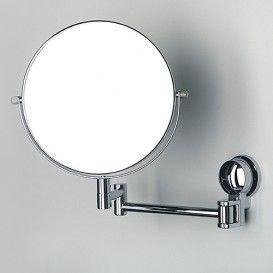 WasserKRAFT K-1000 Зеркало двухстороннее, стандартное и с 3-х кратным увеличением