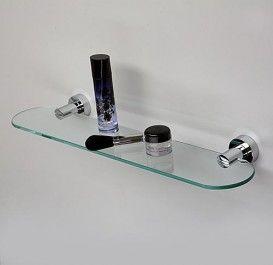 WasserKRAFT K-9424 Полка стеклянная