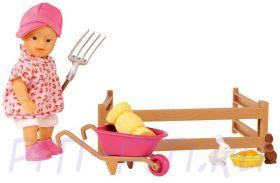 "Zapf Creation. My mini BABY born. Кукла ""На ферме"" с аксессуарами"
