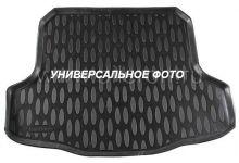 Поддон в багажник, Aileron, черный полиуретановый с бортиками