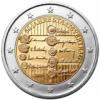50 лет договора о нейтралитете Австрии 2 евро Австрия 2005