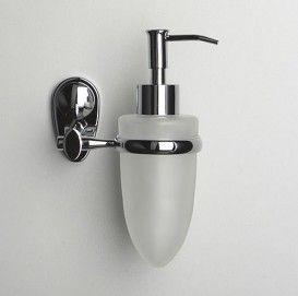 Дозатор для жидкого мыла 160 мл WasserKRAFT Серия Main К-9200