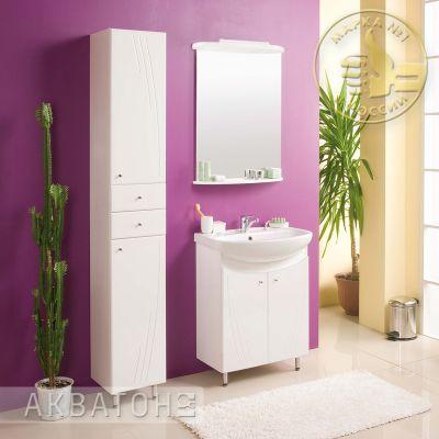 Мебель для ванной комнаты Акватон Минима 65