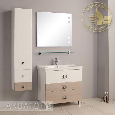 Мебель для ванной комнаты Акватон СТАМБУЛ 65М