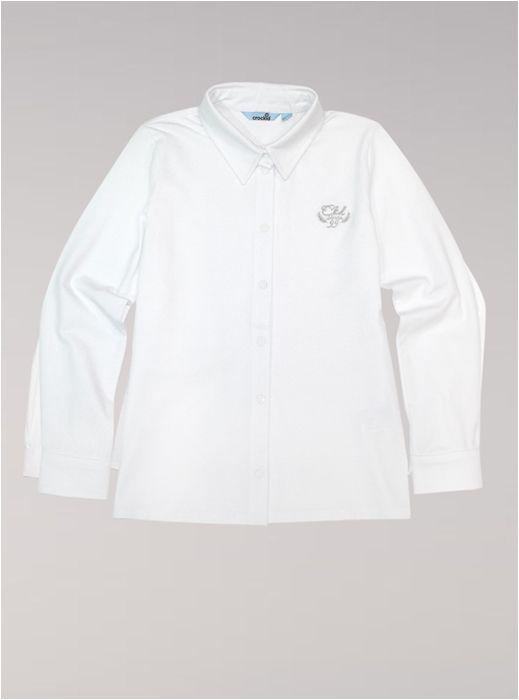 Блуза для девочки White