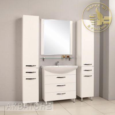 Мебель для ванной комнаты Акватон Ария 80 Н