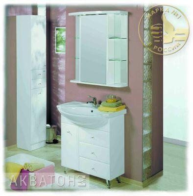 Мебель для ванной комнаты Акватон Эмили 80