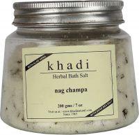 Khadi Herbal Nagchampa Gardinia With Neem Leaves Bath Salt
