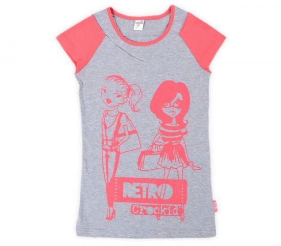 Блуза для девочки Ретро