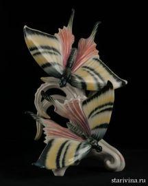 Бабочки - Махаон, Karl Ens, Германия, 1920-30 гг