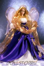 Коллекционные куклы Барби: кукла Барби как  Праздничный Ангел - Holiday Angel Barbie Doll