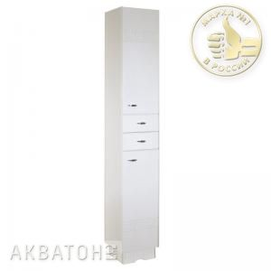 Шкаф-колонна Акватон Аттика 32,5 1348-3