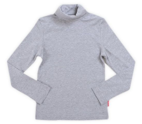 Серый джемпер для девочки Optop