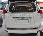 Хромированная накладка на 5ю дверь (Тип 2) для Toyota Land Cruiser Prado 150