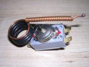 Термостат  защитный  SPC F 0,4м/20A/95°C (2 конт.)