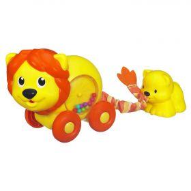 Игрушка развивающая Львица со львенком, PLAYSKOOL #