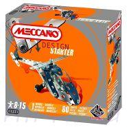 Meccano. Design. Набор «Вертолёт», 1 модель
