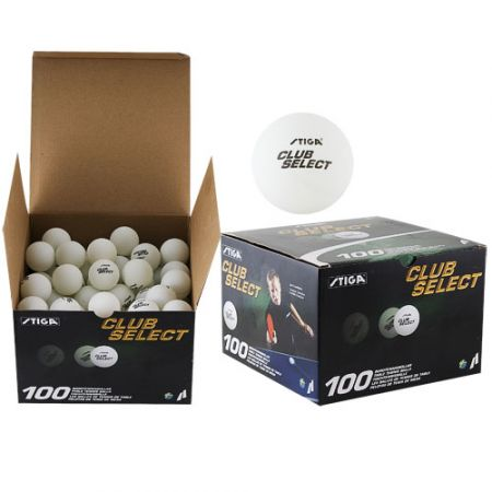 Мяч для настольного тенниса Stiga Club Select