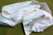 Ветошь х/б (лоскут белый 40*60)