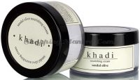 Khadi Herbal Sandal&Olive Nourishing Cream