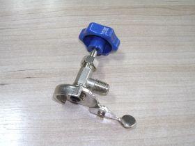 Вентиль для баллона с фреоном CТ-340 (R-12,R-134)